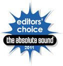 Editors Choice The Absolute sound - Pure Reference Extreme - Coincident Speaker