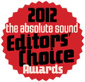 2012 The Absolute Sound Editor's Choice Awards
