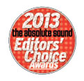 TAS 2013 - The Absolute Sound Editor's Choice Awards