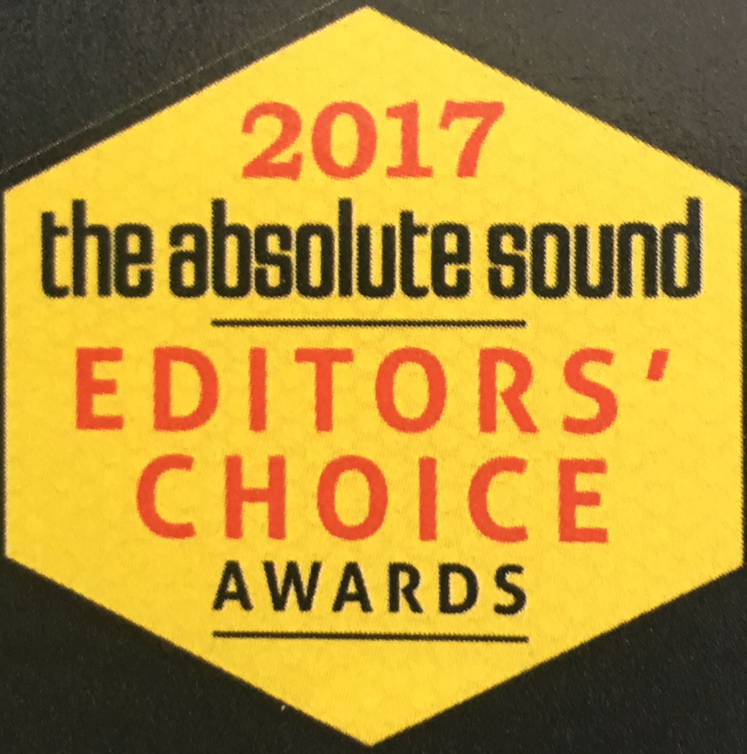 2017 TAS Editors' Choice Awards
