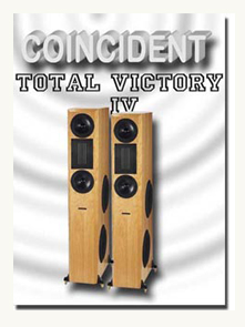 Coincident Speaker Technology Total Victory IV