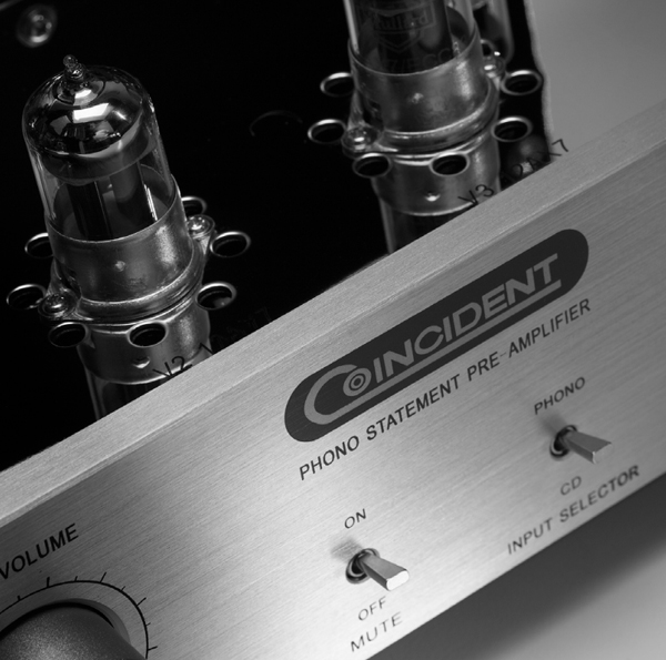 Coincident Statement Phono Preamplifier