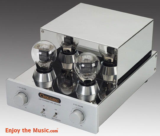 Coincident Speaker Technology Passive Versus Active Preamplifiers article by EnjoytheMusic.com