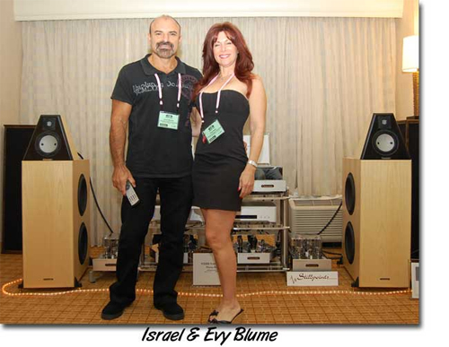 Israel and Evy Blume