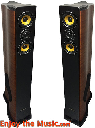 Coincident Speaker Technology Dynamite Floorstanding Speaker review by EnjoytheMusic.com